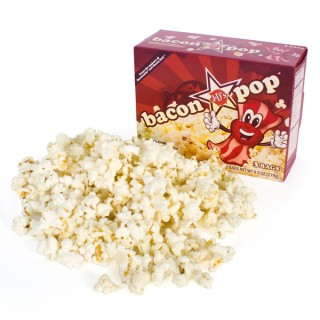 Pop Corn au Bacon