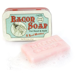 Savon au Bacon