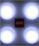 Brique Lego Lumineuse, la lampe de chevet pour enfant