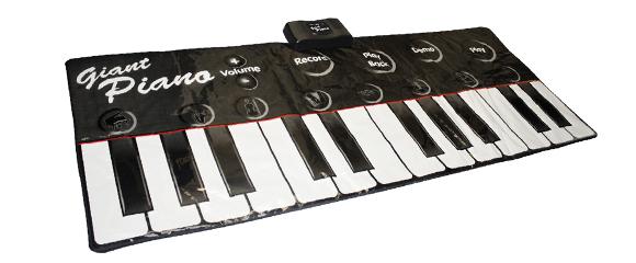 Tapis Piano Jouez Du Piano Avec Vos Pieds