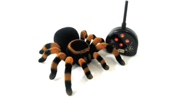 Tarentule RC, l'araignée radio-commandée