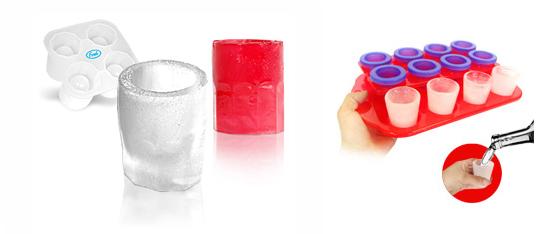 Ice Shot- Verres de glace
